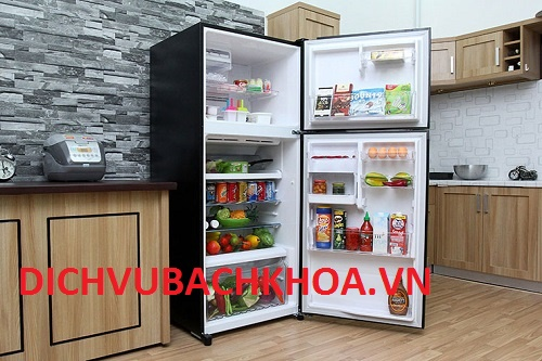 Nạp Gas Tủ Lạnh Toshiba side by side